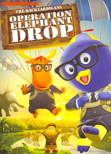 BACKYARDIGANS:OPERATION ELEPHANT DROP BY BACKYARDIGANS (DVD)